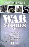 Den irske tegneserieforfatter Garth Ennis er langt fra færdig med 2. Verdenskrig, som han også udforskerede i den glimrende KÆRE BILLY fra sidste år. Ennis har allieret sig med fem forskellige tegnere, til at illustrere de fire fortællinger fra den blodige konflikt.