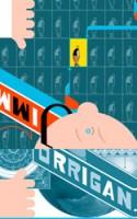 JIMMY CORRIGAN er, foruden at være formalistisk innovativ og grænsesøgende, en sørgelig og gribende beretning om opvækst, familie og ensomhed. Nu har tegneserien fået sin ULYSSES.