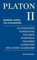 Andet bind i nyoversættelsen af Platons samlede værker på dansk er udkommet. Det er en imponerende udgivelse med udødelig filosofi og sine steder meget smuk litteratur.