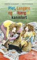 Superrealismen indhyller børnebogslæseren i et vattæppe af intime stemninger mellem en mor, hendes datter og deres to lorteproducerende kaniner