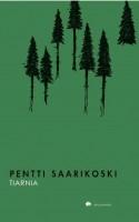 Pentti Saarikoski ophøjer det jordnære og hiver det ophøjede ned på jorden. Bjerget er et dansegulv, og trillebøren beder til Gud. Med TIARNIA får vi et stykke verdenslyrik på dansk.