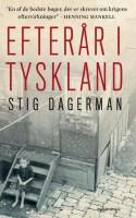 Stig Dagermans fortællinger om Tysklands elendighed er med rette blevet en klassiker inden for reportagegenren. På usentimental og ikkedømmende vis beskrives et land og en befolkning i kampen for overlevelse lige efter Anden Verdenskrig.