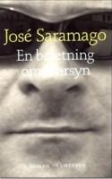 Demokratiets værste mareridt bliver virkelighed i José Saramagos politiske roman: 83 % af stemmerne til kommunalvalget i en unavngiven by er blanke i et valg med historisk høj valgdeltagelse. Jeg giver Saramagos bog en blank stemme, da den ikke indfrier dens simple valgløfter.