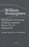 Huhej, hellebardister og halshug! Shakespeare er tilbage i en drabelig god oversættelse, der giver mesteren nyt liv på dansk.