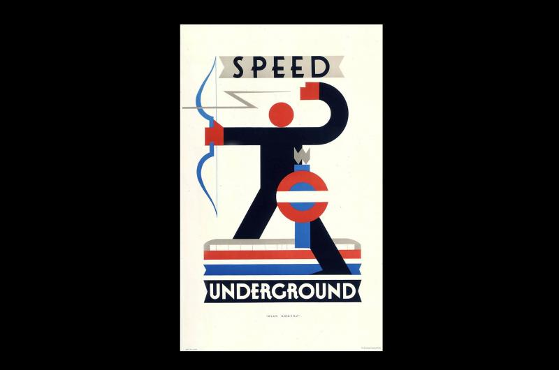 93. Speed Underground, by Alan Rogers, 1930