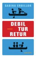 Sabina Erbillor har med DEBIL TUR-RETUR begået en udmærket og ganske underholdende debut.  Karaktererne er dog på grænsen til at være mere simple end godt er.