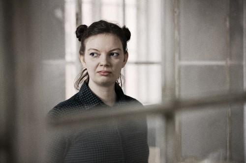 Ina Munch Christensen. Fotograf: Morten Holtum