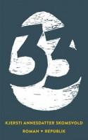 33 er en smuk fortælling om kærlighed, logik og lungesygdom, men læseren drukner i snirklede forestillinger.