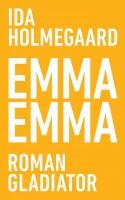 Ida Holmegaard kommer godt fra start i sin fint funklende debutromanen EMMA EMMA, der dog også har en tendens til at lukke sig en smule om sig selv.