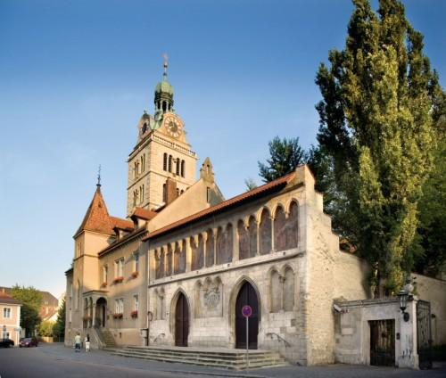 Sankt Emmeram-klosteret i Regensburg