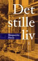 Marguerite Duras DET STILLE LIV emmer af tavshed og gotik. Det er jeg-fortælleren Francines beskrivelser af livet i en femogtyve-årig, livfuld og allerede aldrende krop, der får romanen til at træde frem som noget særligt