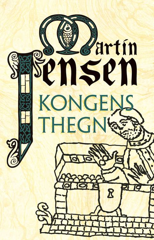 Kongens_Thegn_Forside