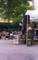 Årets sidste Lyse nætter sker i samspil med den internationale poesifestival REVERSE, hvis program igen i år var spækket med anerkendte danske og internationale poeter.