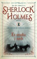 Nyoversættelsen af den første Sherlock Holmes-roman, der samtidig er første bind i en komplet samling af alle Doyles romaner og noveller om makkerparret Watson og Holmes, er sommerferielæsning, når den er allerbedst.