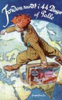 I 1928 fejrede Dagbladet Politiken 100-året for den franske forfatter Jules Vernes fødsel med en konkurrence om en rejse rundt om jorden. Den 15-årige Palle Huldt vandt rejsen og skrev efterfølgende en eventyrlig rejsedagbog.
