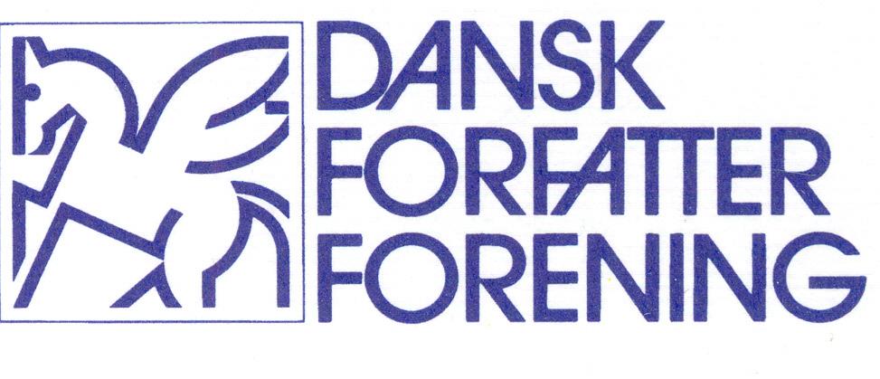Dansk forfatterforening logo