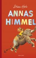 I Stian Holes smukke billedbog ANNAS HIMMEL bliver store spørgsmål om døden og Gud stillet af den lille pige Anna. Desværre kommer hverken Hole, hendes far eller Gud med tilfredsstillende nogle svar, og man kan kun være enig med Annas far, når han ubehjælpsomt svarer, at Gud burde sætte en postkasse op til spørgsmål og klager.