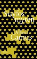 At begå selvmord eller ikke at begå selvmord. Det er spørgsmålet i Camus' fremragende og evigt aktuelle eksistentielle mesterværk SISYFOS-MYTEN.