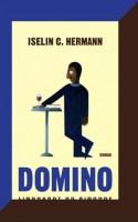 På DOMINOs bagside bliver der ikke lagt skjul på romanens omdrejningspunkter; ægteskab, utroskab, bedrag og længsel. De ord kan sagtens blive til stor kunst, som hos Tolstoj, Bergman eller Leonard Cohen. Det er desværre ikke tilfældet her.