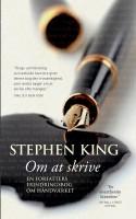 Der er litteratur og Litteratur. Stephen King skriver ikke Litteratur. Det ved han godt. Og blandt andet derfor er OM AT SKRIVE en virkelig god bog om forfatterskabet.