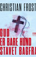 Christian Frosts debuterer med en usædvanligt kompleks og underholdende krimi, som bestemt kan anbefales til de lange efterårsaftener.