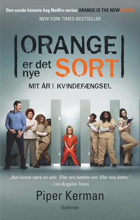 8a9002f14e7 Klog af skade – Piper Kerman ORANGE ER DET NYE SORT