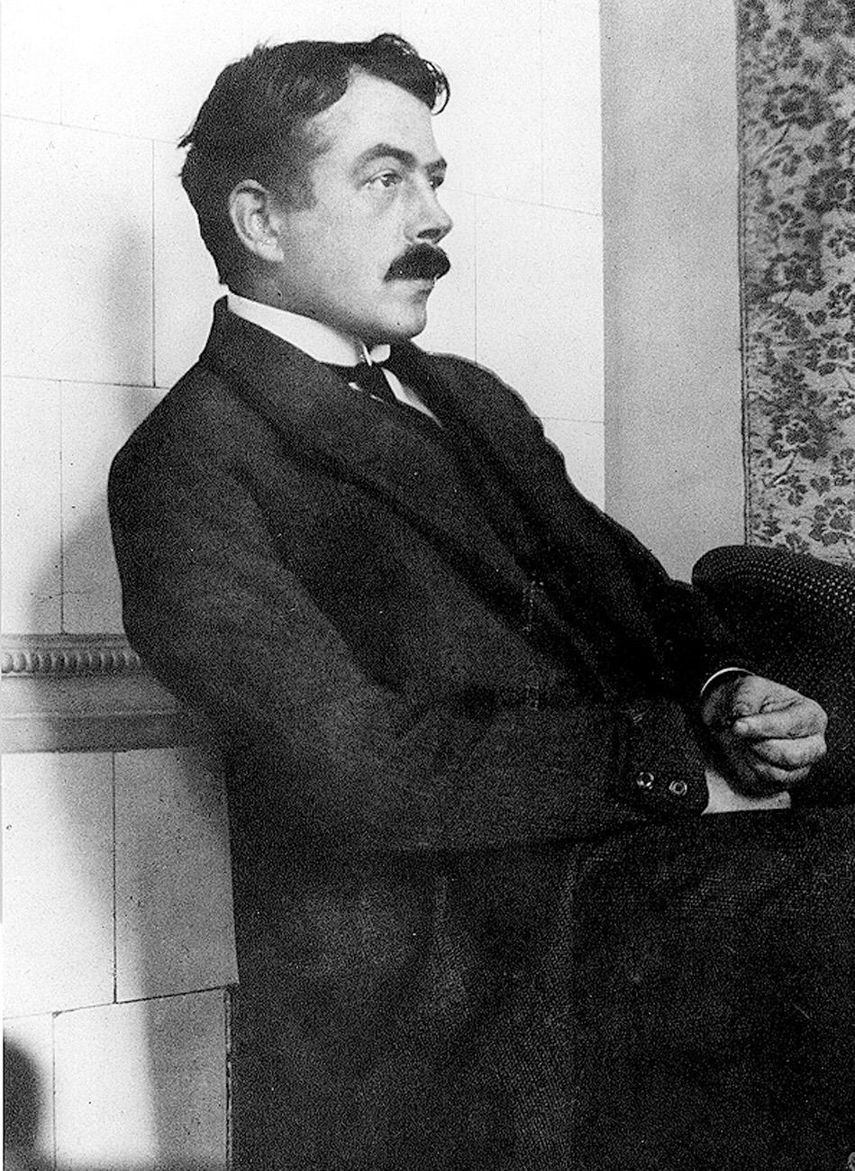 2 Robert Walser i 1907