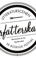 Gyldendal og Rosinante&Co præsenterer fra på søndag og for femte år i træk litteratur på Roskilde festival - denne gang dog inden for en reduceret ramme.