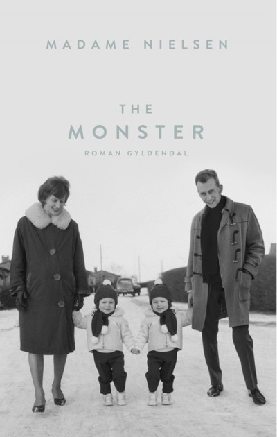 The Monster_forside